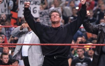How Far In Advance Vince McMahon Booked Himself To Win Royal Rumble Match