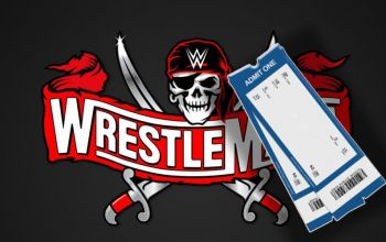 WWE Reveals WrestleMania Ticket On-Sale Date