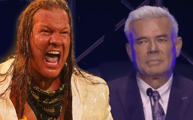 Chris-Jericho-Eric-Bischoff