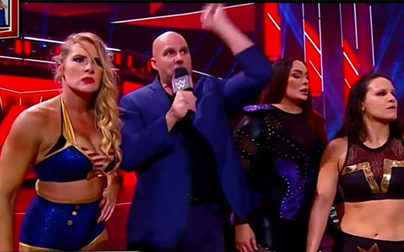 Countout-not-scripted