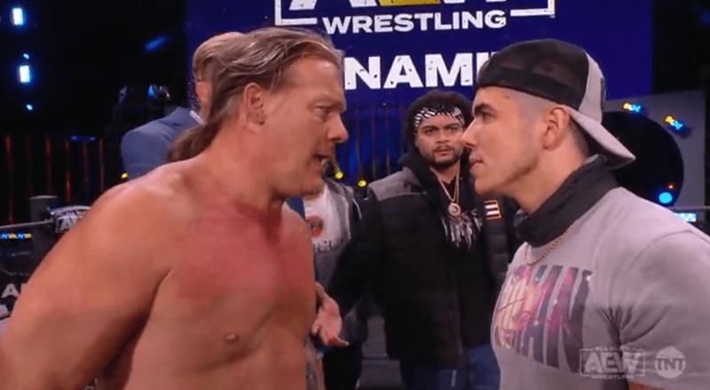 Sammy and Jericho