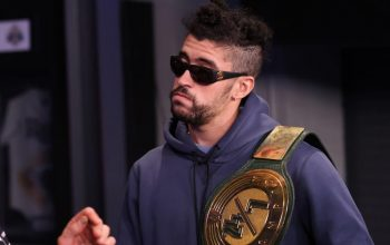 WWE Not Happy About Bad Bunny Plans Going Public