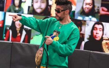 Bad Bunny 'Excited' About Working With WWE In The Future