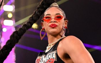 Bianca Belair Was Shaking Before Her WrestleMania Announcement