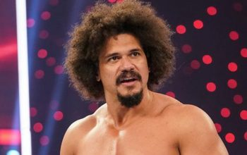 Carlito Reveals Why WWE Pulled Him From Legends Night