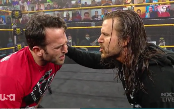 Kyle O'Reilly Calls Adam Cole A 'POS' After His 'Apology' On WWE NXT