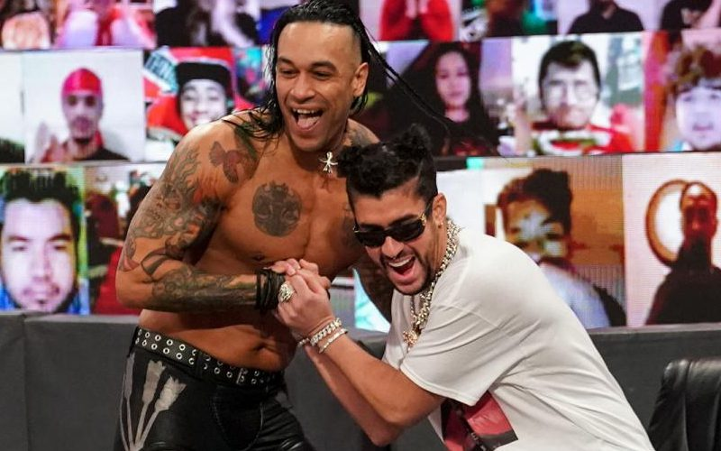 """Damian Priest Says Bad Bunny Will """"Surprise Some People"""" At WrestleMania 37"""