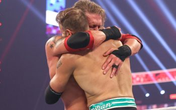 Jey Uso Tells Edge To Get Christian For Tag Team Match
