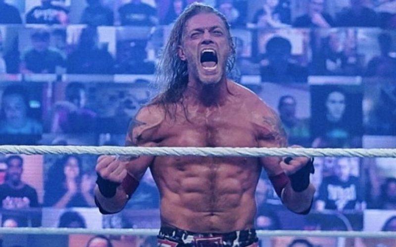 CM Punk Jealous Of WWE Hall Of Famer Edge's Abs 1
