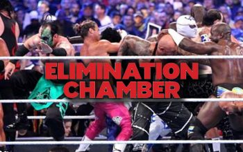 WWE Nixed Battle Royal Match Plans At Elimination Chamber