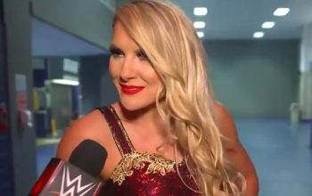 Lacey Evans Says She Has To 'Take It Easy' While Pregnant