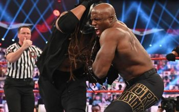 Bobby Lashley Says Retribution 'Needs To Find A Different Show'