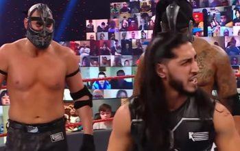 WWE Seemingly Preparing For Retribution Breakup