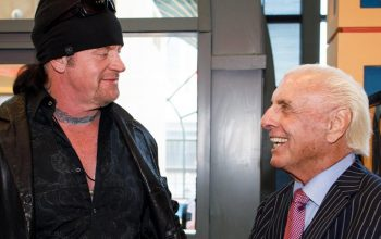 The Undertaker's Post-Retirement Message To Ric Flair Revealed