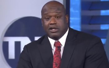Shaquille O'Neal Guarantees A Win On AEW Dynamite