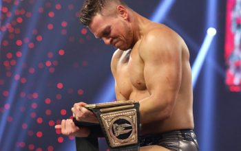The Miz Gloats About Always Having Vince McMahon's Support