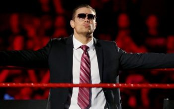 The Miz Fires Back At Haters With New WWE T-Shirt