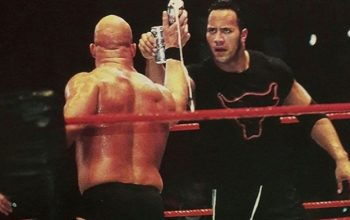 The Rock Remembers 'Brilliant Times' When WWE Was Much Less Scripted