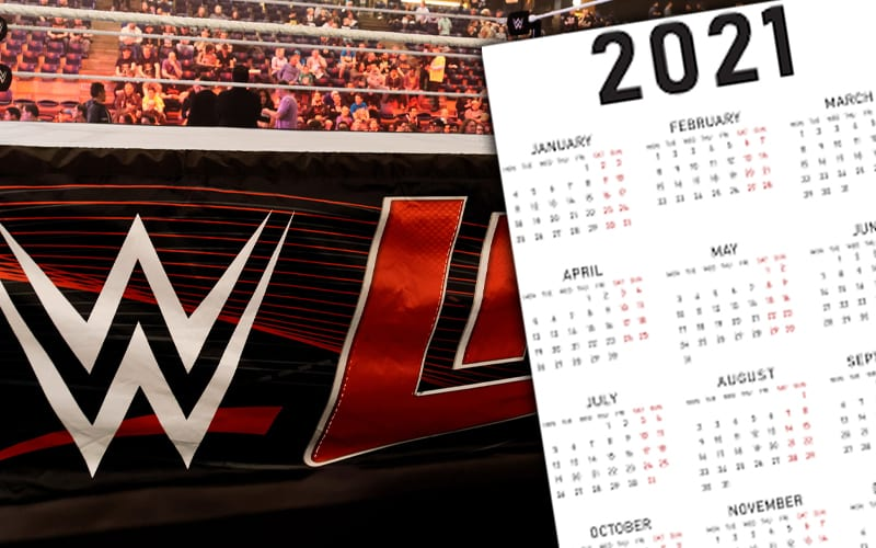 Wwe Calendar 2022.Wwe S Current Plan For Return To Touring Revealed