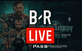 AEW Revolution PPV Giveaway