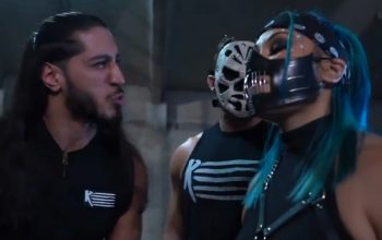 Mustafa Ali Says Maybe It's Time To 'Shake Up' Retribution