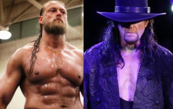 Big Cass Was Once A Body-Double For The Undertaker