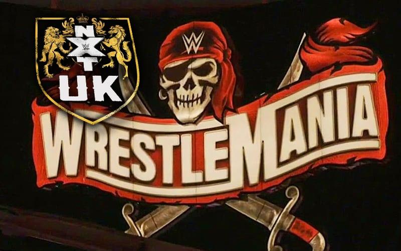 NXT-UK mania