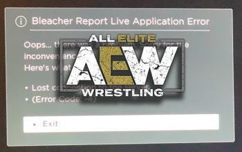 Fans Have TERRIBLE ISSUES Streaming AEW Revolution On B/R Live