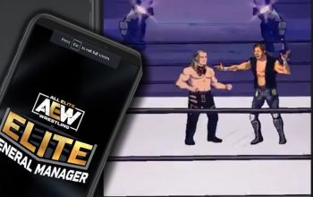 AEW Games Gives First Look At Upcoming General Manager Release