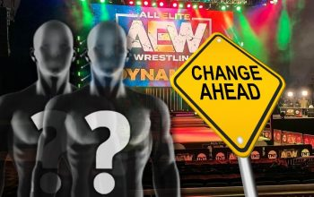 AEW Makes Change To Match On Dynamite