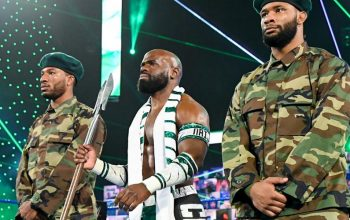 Identities Of Apollo Crews' Guards Revealed