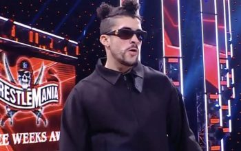 Bad Bunny Calls WrestleMania One Of The Most Important Days Of His Life