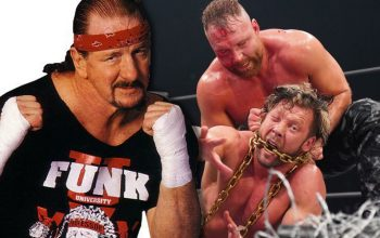 Terry Funk Says Kenny Omega & Jon Moxley Better Give AEW Fans Their Money's Worth