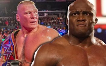 Bobby Lashley Wants To Know Where Brock Lesnar Went