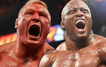 Bobby Lashley Wants To See If Brock Lesnar 'Comes Back Out To Play'