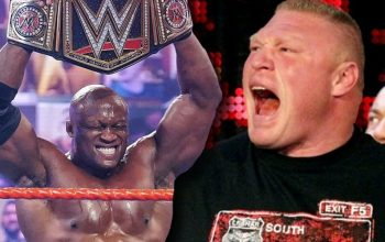 Brock Lesnar Trends After Bobby Lashley WWE Title Win