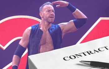 Christian WWE Contract Talks Fell Through