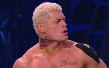 Cody Rhodes On Chances He'll Turn Heel In AEW