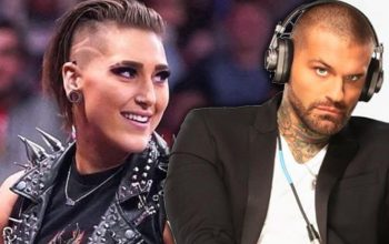 Corey Graves Wanted Rhea Ripley On WWE SmackDown