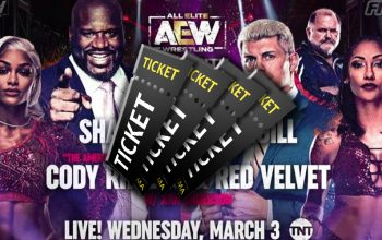 How Many Tickets AEW Sold In SELL OUT For Dynamite Tonight