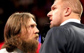 Daniel Bryan & Triple H Had Backstage Confrontation In Gorilla Position