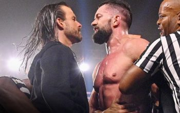 WWE Reveals Footage Of Finn Balor & Adam Cole Incident After NXT