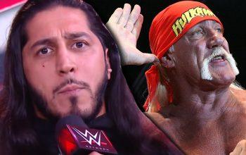 Mustafa Ali Wants To Use Hulk Hogan's Entrance Music