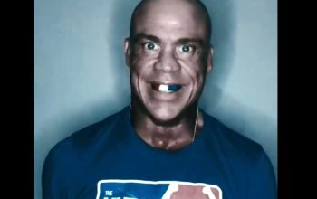 Kurt Angle Drops Another Intense Teaser Video Before AEW Revolution