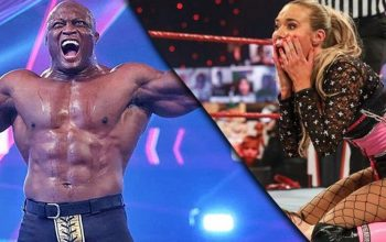 Lana Finally Reacts To Bobby Lashley's WWE Title Win