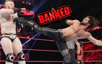 WWE Installed Warning About Leg Slapping Ban Backstage At ThunderDome