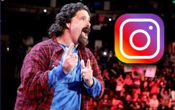 Mick Foley Calls Out Instagram Over Big Problem