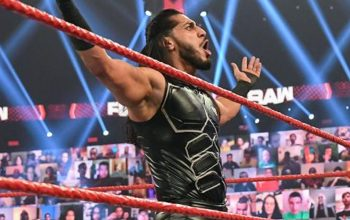 Mustafa Ali Calls Out The Fact That He's Not #1 Contender For U.S. Title