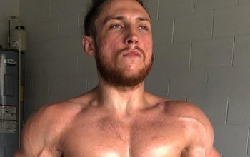 Pete Dunne Shows Off Ridiculous Body Transformation