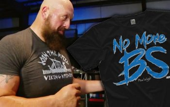 Paul Wight's First AEW T-Shirt Says 'No More BS'
